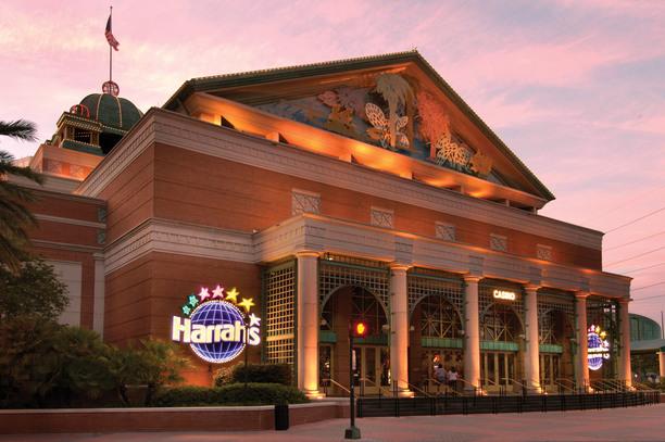 Harrah's New Orleans casino, Louisiana
