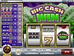 Video slot 'Big Cash Win'