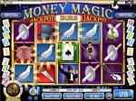 Video slot 'Money Magic'