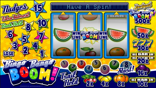 Bingo Bango Boom Slot Machine - Play this Video Slot Online