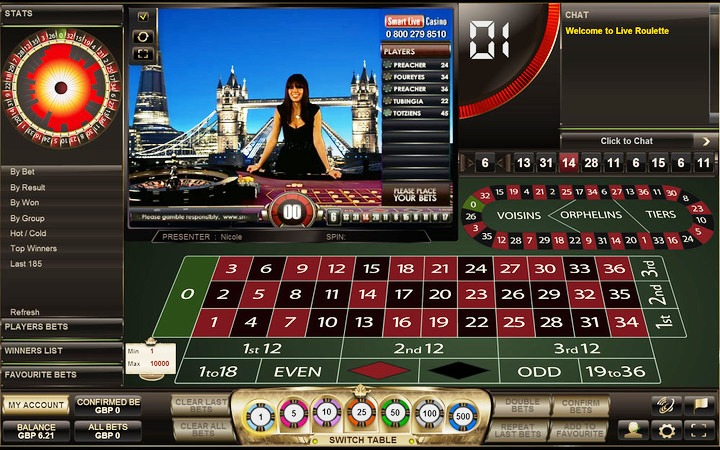 euro online casino lacky lady
