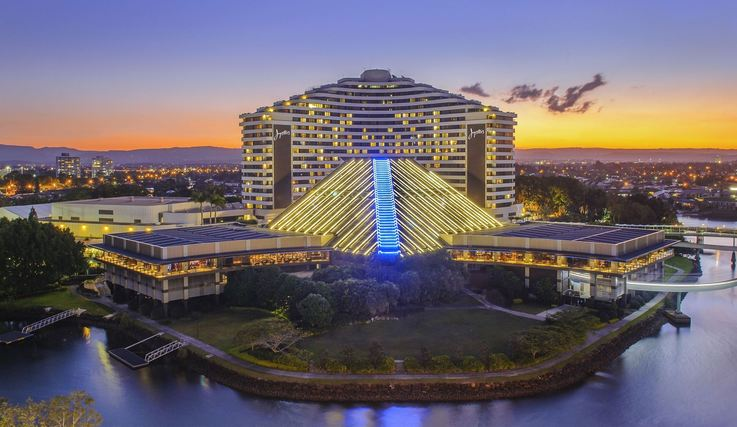 Jupiters Hotel And Casino (Gold Coast)