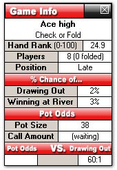 Poker Odds Calculator