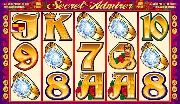 Secret Admirer online slot